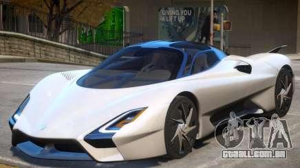 2019 SSC Tuatara para GTA 4