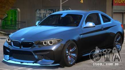 BMW M2 Coupe para GTA 4