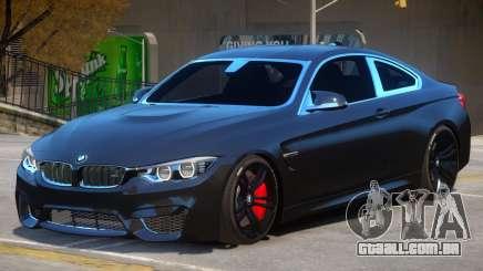 BMW M4 F82 para GTA 4