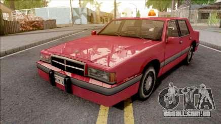 Bravado Empire 1991 para GTA San Andreas