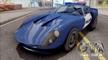 Grotti Stinger GT Police para GTA San Andreas