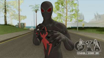 Black Suit (Spider-Man PS4) para GTA San Andreas