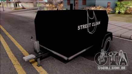 New Utility Trailer SA Style para GTA San Andreas