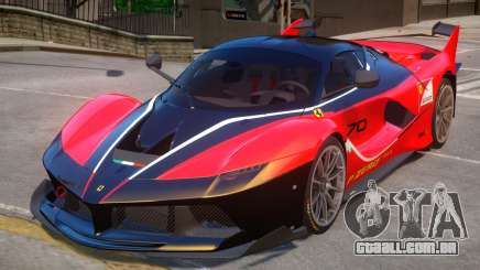 Ferrari FXX-K PJ1 para GTA 4