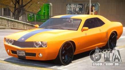Bravado Gauntlet Improved V1.2 para GTA 4