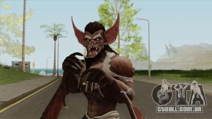 Man-Bat From DC Legends V2 para GTA San Andreas