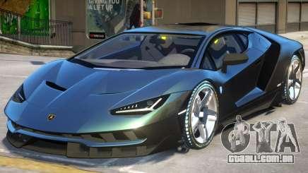 Lamborghini LP770-4 para GTA 4