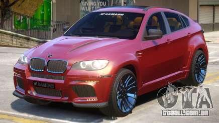 BMW X6 V1.1 para GTA 4