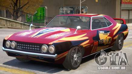 Vigero Racer V2.0 para GTA 4