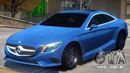 Mercedes Benz S500 para GTA 4
