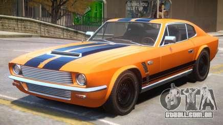 Dewbauchee Rapid GT PJ3 para GTA 4