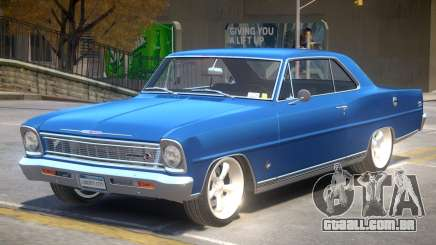 1966 Chevrolet Nova para GTA 4