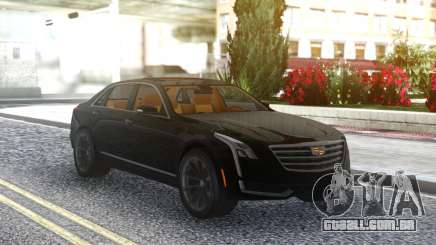 Cadillac CT6 Black para GTA San Andreas