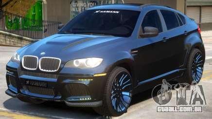 BMW X6 V1.2 para GTA 4