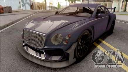 GTA V Enus Paragon R IVF Violet para GTA San Andreas