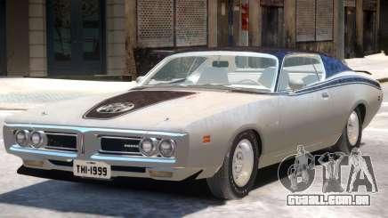 Dodge Charger 1971 V2 para GTA 4