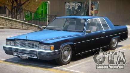 Emperor Coupe V2 para GTA 4