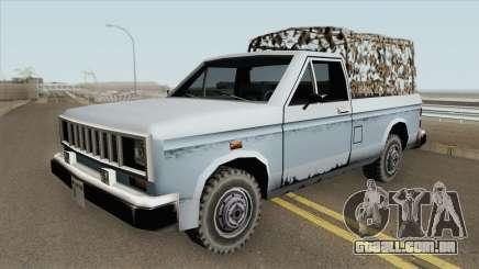 Bobcat Realistic para GTA San Andreas