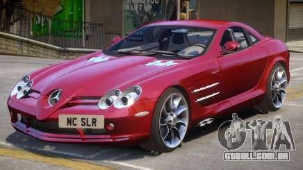Mercedes Benz SLR V2 para GTA 4