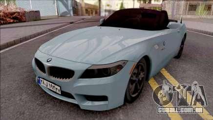 BMW Z4 sDrive 28i para GTA San Andreas