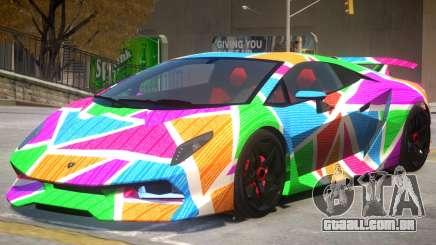 Lamborghini SE PJ4 para GTA 4