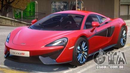 McLaren 570S R1 para GTA 4