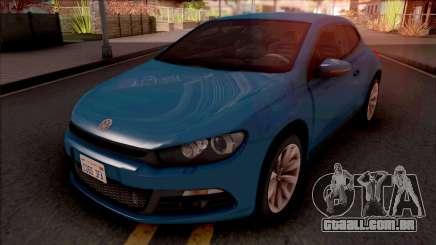 Volkswagen Scirocco Blue para GTA San Andreas