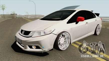 Honda Civic 2015 (Turkish Job) para GTA San Andreas