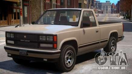 Declasse 550SS Pick-up v1.1 para GTA 4