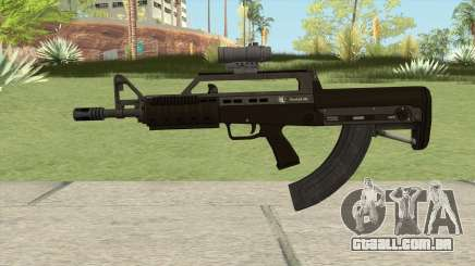 Bullpup Rifle (With Scope V2) GTA V para GTA San Andreas