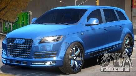 Audi Q7 R1 para GTA 4