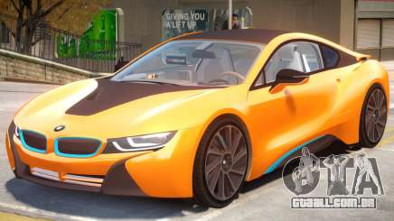 BMW i8 para GTA 4