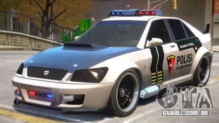 Sultan Indonesia Police V2 para GTA 4