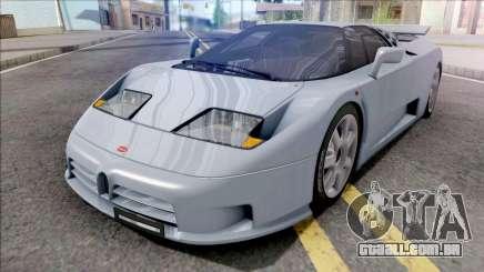 Bugatti EB110 1994 para GTA San Andreas