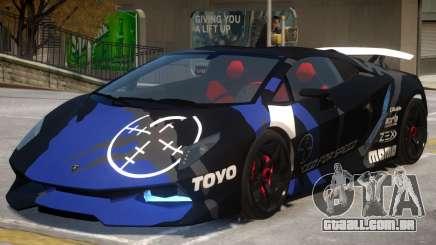 Lamborghini SE PJ2 para GTA 4