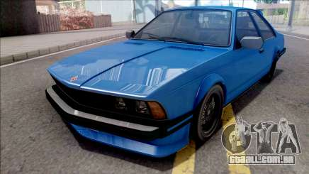 GTA V Ubermacht Zion Classic IVF Style para GTA San Andreas