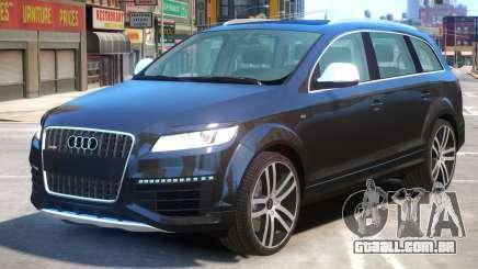 Audi Q7 V2 para GTA 4