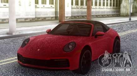 Porsche 911 2020 para GTA San Andreas