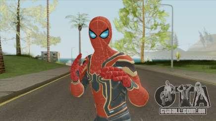 Iron-Spider (Infinity War PS4) para GTA San Andreas