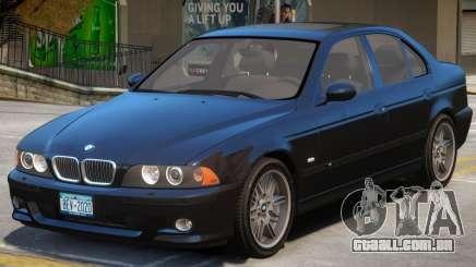 BMW M5 E39 V1.1 para GTA 4