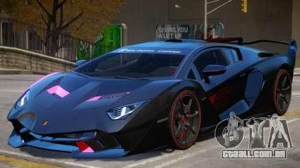 2019 Lamborghini SC18 Alston para GTA 4