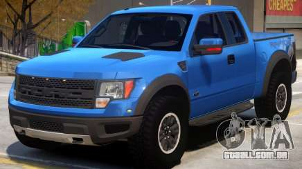 Ford F150 V2 para GTA 4