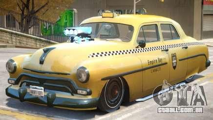Quicksilver Windsor TaxiCar para GTA 4