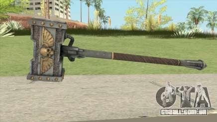 Thunder Hammer (Warhammer 40K) para GTA San Andreas