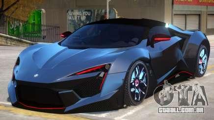 Fenyr Super Sports para GTA 4