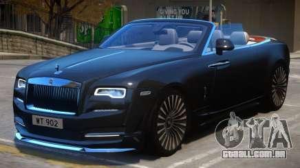 2016 Rolls Royce Dawn Onyx Concept para GTA 4
