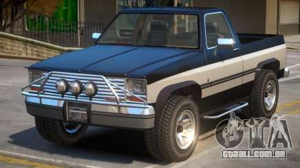 Rancher Collision Model Fix para GTA 4