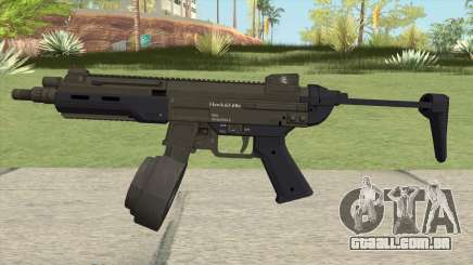 Hawk And Little SMG (With Flashlight V2) GTA V para GTA San Andreas