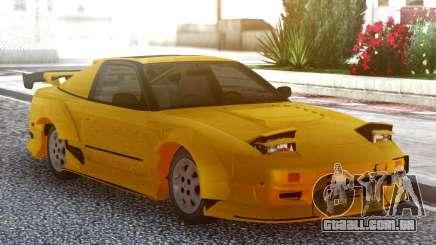 Nissan 240SX um Monte de ajuste para GTA San Andreas