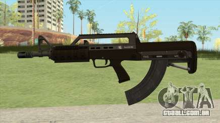 Bullpup Rifle (Base V2) GTA V para GTA San Andreas